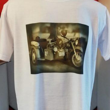 Póló nyomtatás – egyedi pólók készítése